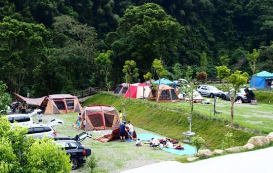 水田谷露營地